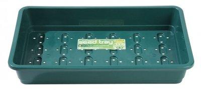 10x Zaaibakje/kasje  Standaard (drainage)