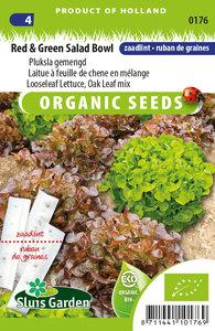 Pluksla Red Salad Bowl  ZAADLINT