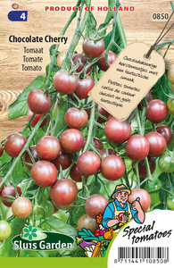 Tomaat Chocolate Cherry