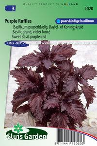Basilicum Purple Ruffles