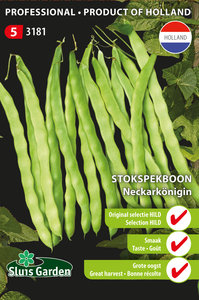 Stokspekboon Neckarkonigin (original selection)