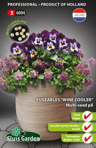 """Fuseable multi-seed pil  'Wine Cooler"""""""