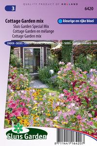 Mengsel Cottage Garden mix 1-jarig