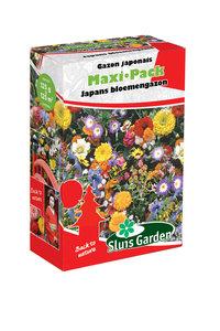 Mengsel Japans bloemengazon MaxiPack