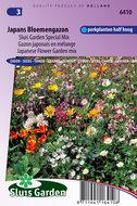 Mengsel Japans bloemengazon 1-jarig