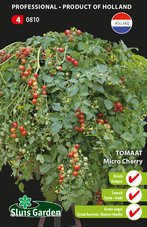 Tomaat-Micro-Cherry
